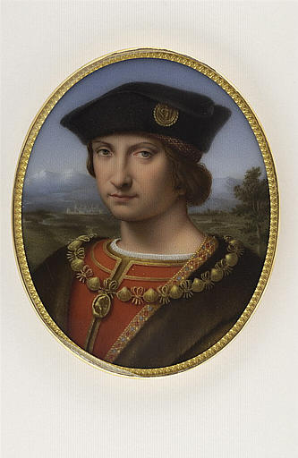 Portrait de Charles II d'Amboise