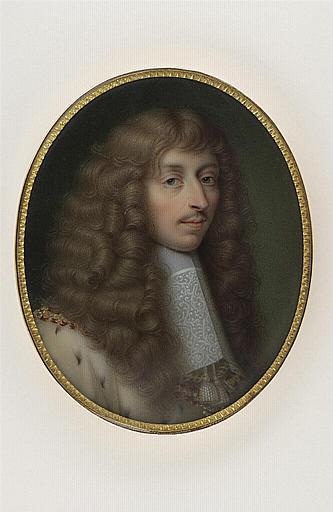 Portrait du grand Condé