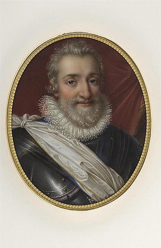 Portrait de Henri IV