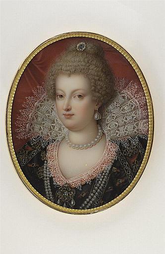 Portrait de Marie de Médicis