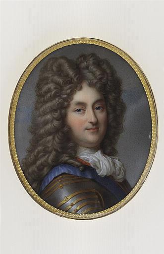 JAQUOTOT Marie Victoire, RIGAUD Hyacinthe (inspiré par) : Portrait du Régent, duc d'Orléans