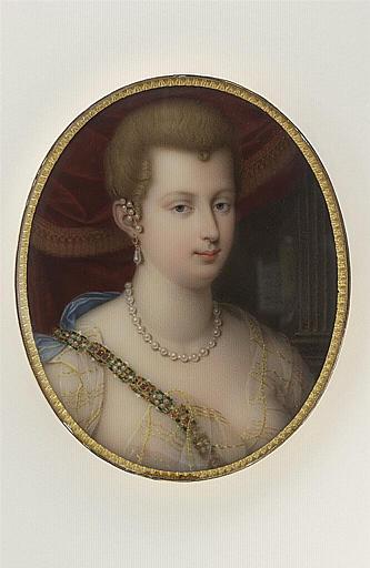 Portrait dit de Diane de Poitiers