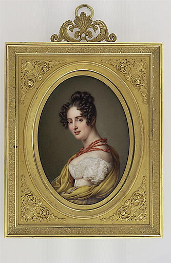 Portrait de Madame la vicomtesse de Senonnes_0