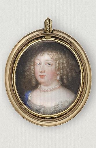 PETITOT Jean le Vieux : Portrait de Marie-Thérèse d'Autriche