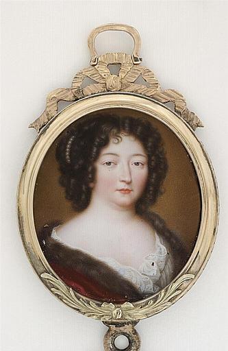 Portrait présumé de la princesse de Condé