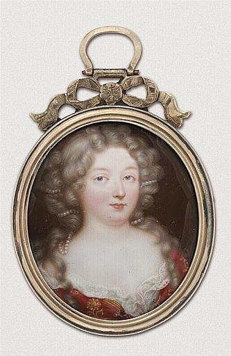 Portrait présumé de Madame la marquise de Montespan