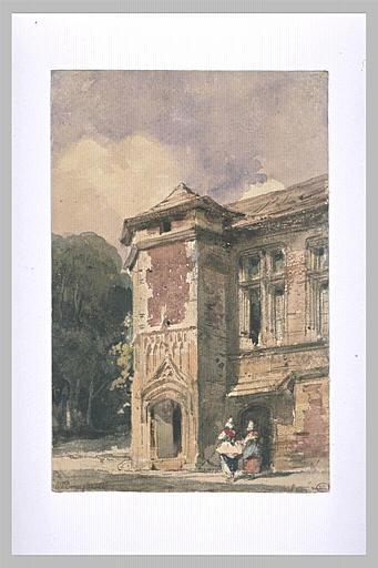 Ancienne maison à Beauvais, rue sainte Véronique