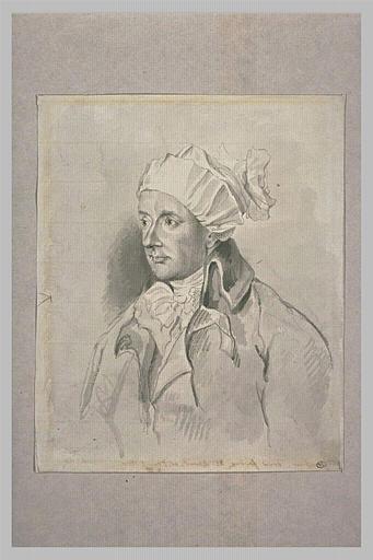 Portrait de William Cooper