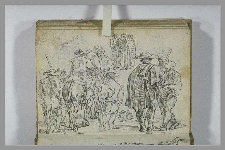 CONSTANTIN Jean Antoine : Etudes de paysans