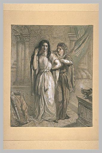 La Malibran dans le rôle de Desdémone de l'Othello_0