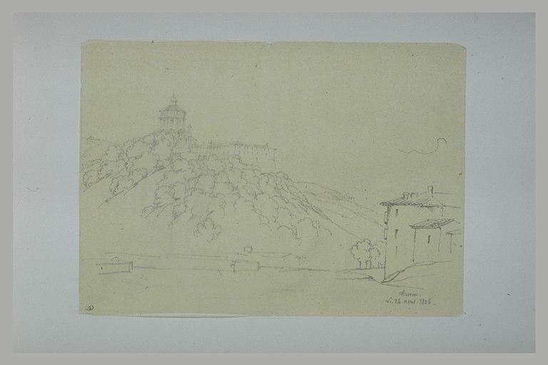 Monastère sur une colline, à Turin