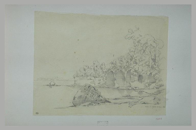 Ruines à Mola di Gaëte