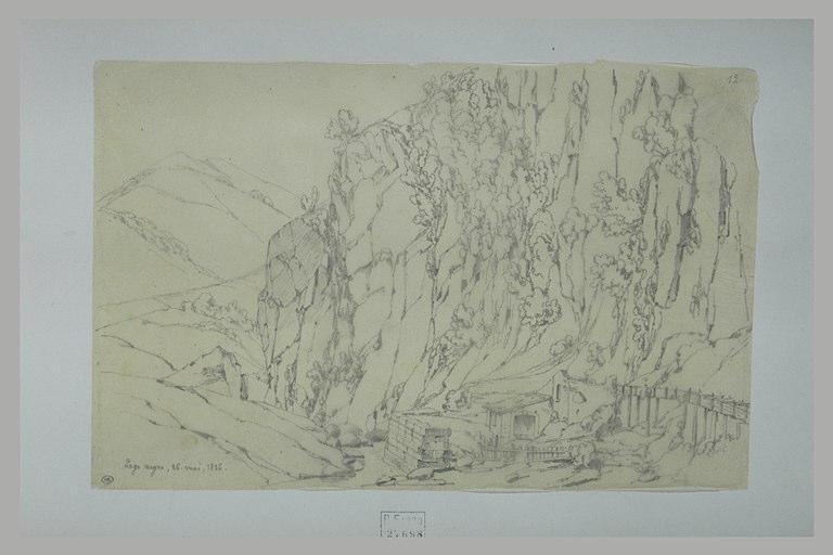 Défilé rocheux à Lago Negro