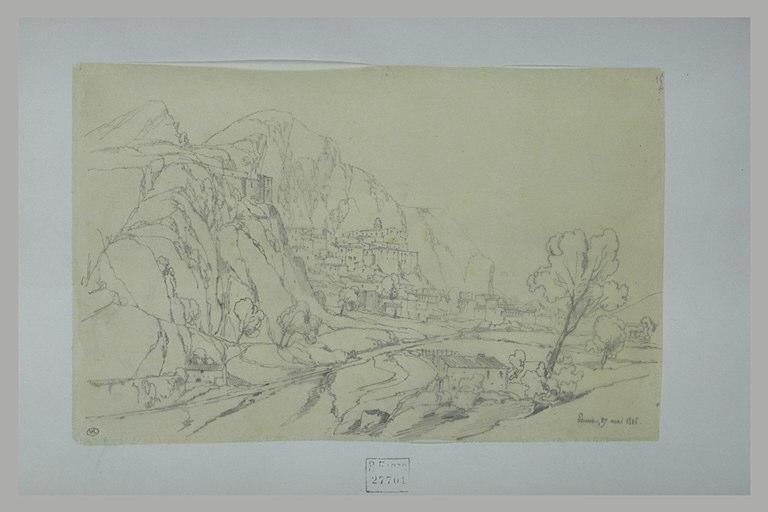 Vue de Lauria