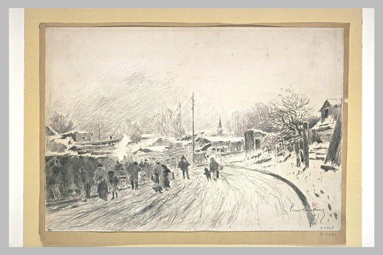 Paysage de neige_0