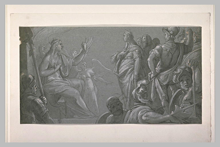 Sainte Catherine en prison