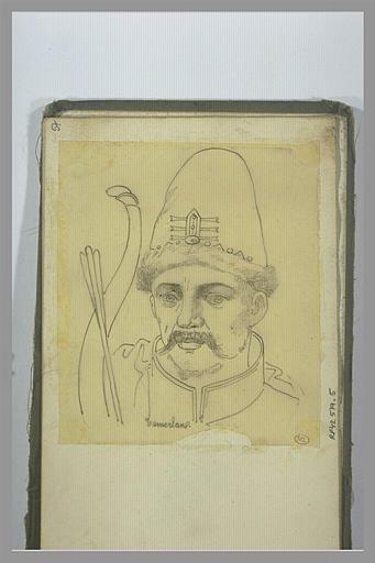 Portrait de Timur-lang