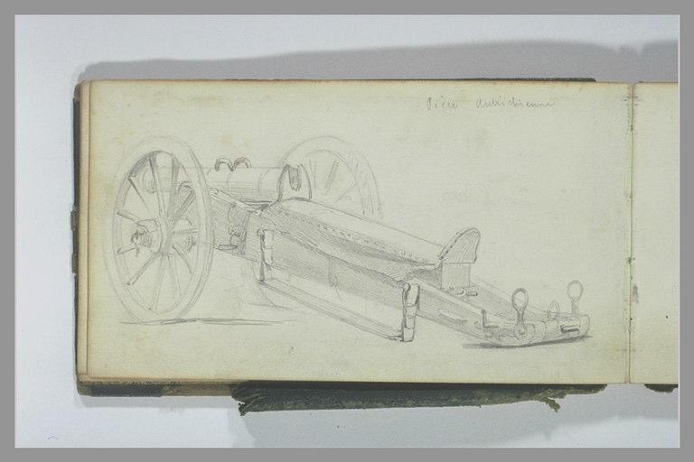 Un canon autrichien
