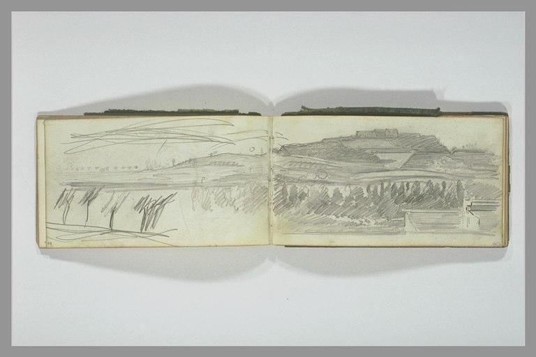 YVON Adolphe : Paysage