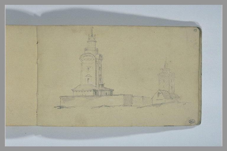 YVON Adolphe : Architectures