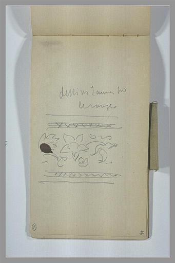 YVON Adolphe : Motif décoratif