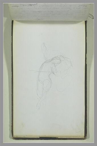 YVON Adolphe : Une fgure volante