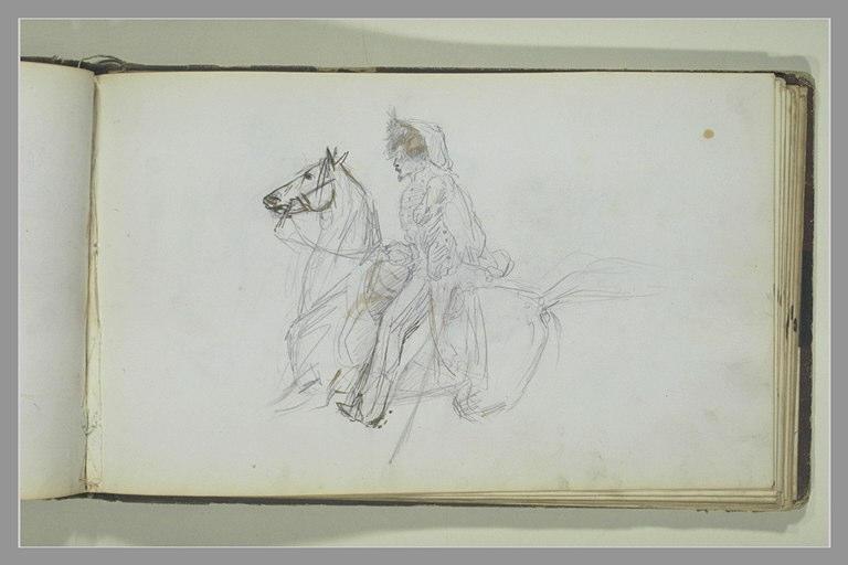 Soldat à cheval_0