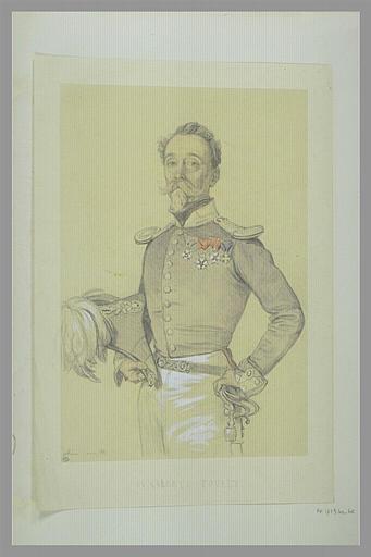 PAPETY Dominique : Le Colonel Touret
