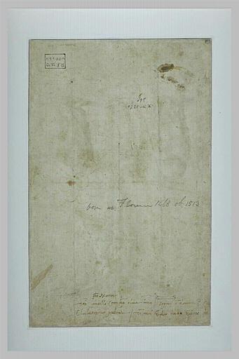 Annotation manuscrite