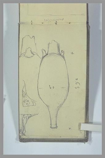 POMPON François : Cruches et motifs décoratifs