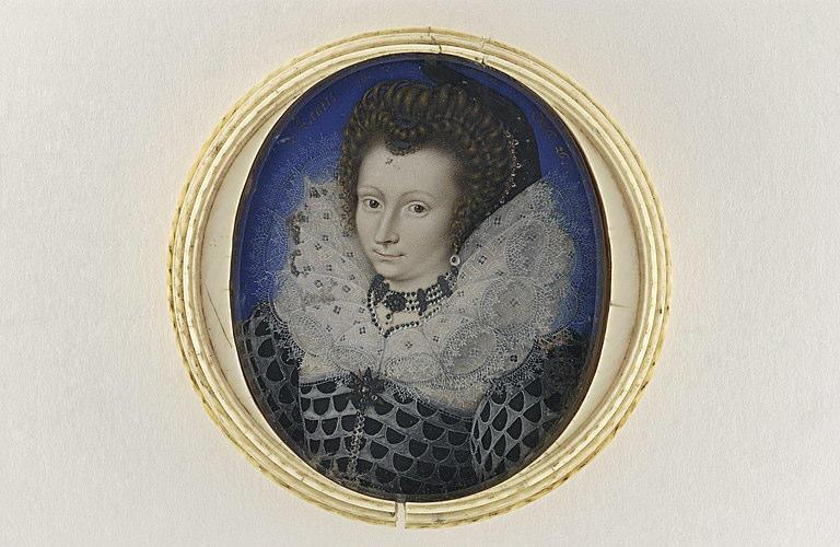 Portrait d'une femme agée de vingt-six ans