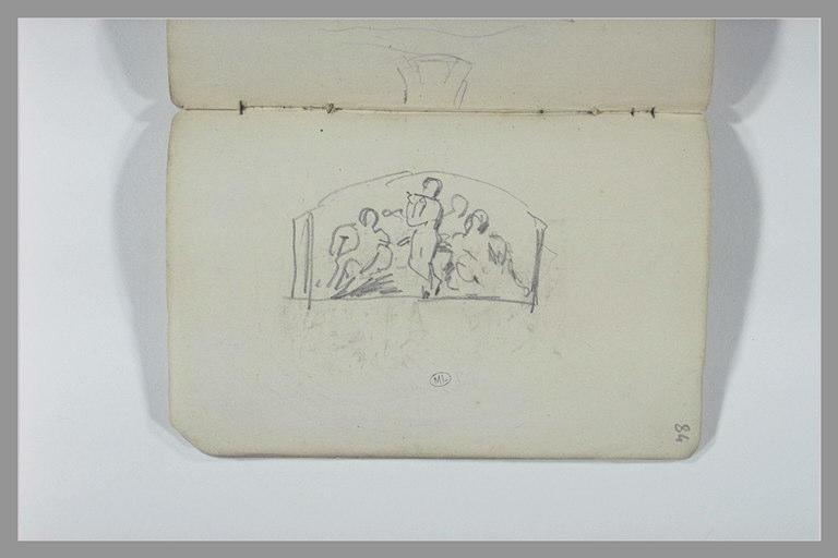 CHAPU Henri Michel Antoine : Composition