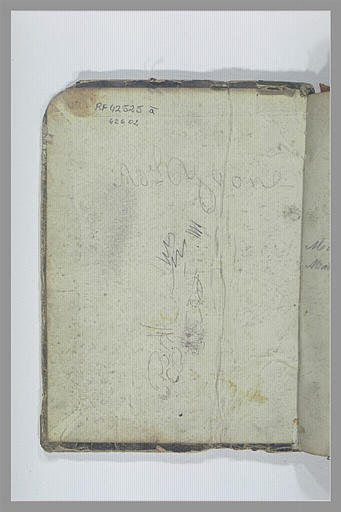 YVON Adolphe : Notes manuscrites