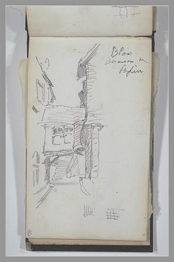 Maisons de Denis Papin à Blois