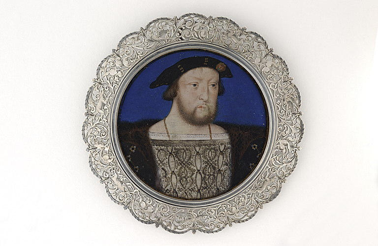 HORENBOUT Lukas : Henry VIII, roi d'Angleterre