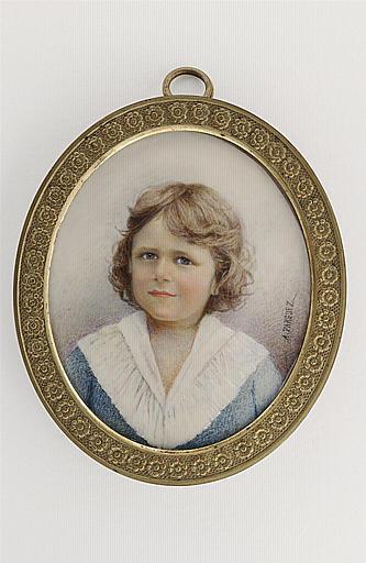 Portrait d'un enfant_0