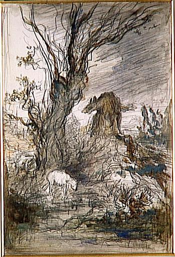 Le Loup et l'Agneau_0