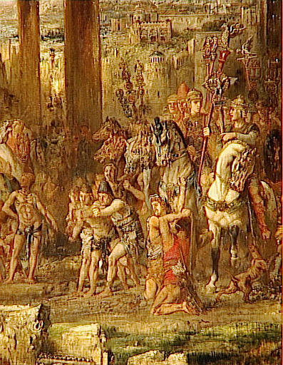 Saint Sébastien aux archers