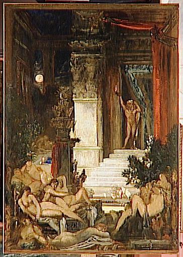 Hercule et les filles de Thespius_0
