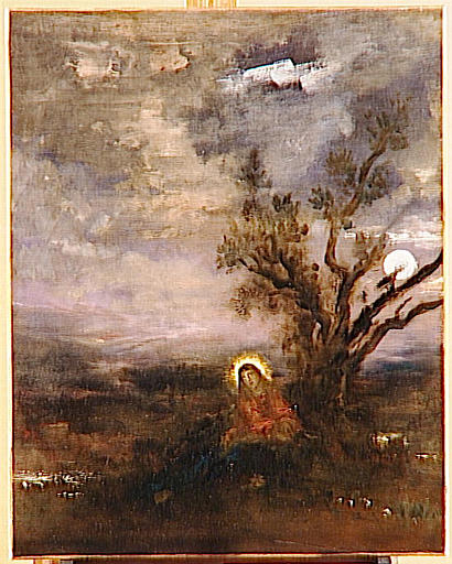Le Christ au jardin des oliviers_0