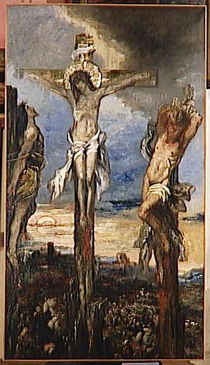 Le Christ et les deux Larrons