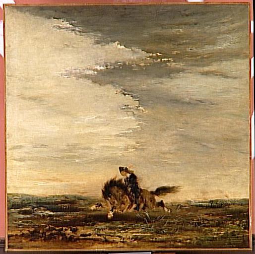 Poney ou Cavalier écossais