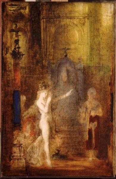 Salomé dansant devant Hérode_0