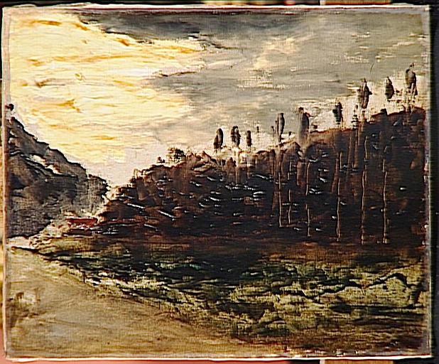Paysage (environs d'Etampes)