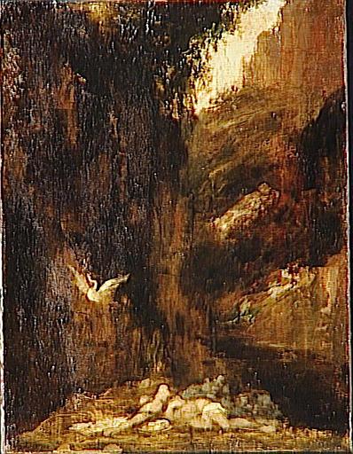 Orphée mort