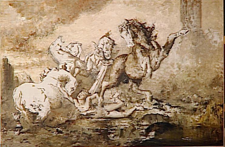 Diomède dévoré par ses chevaux_0