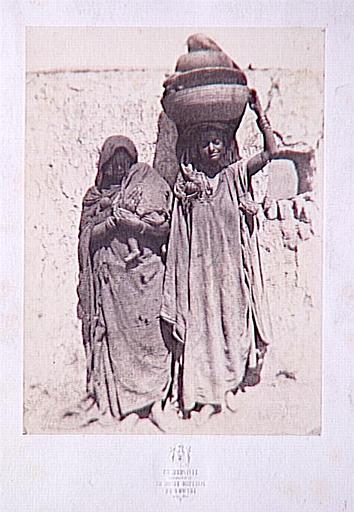 Jeunes femmes de Nubie_0