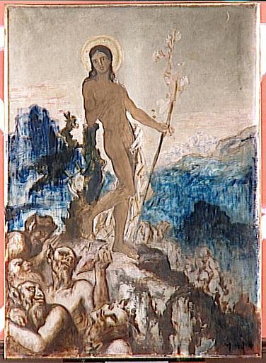 Apollon et les Satyres_0