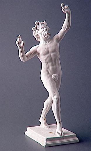 Moulage du Faune dansant de Pompéi_0