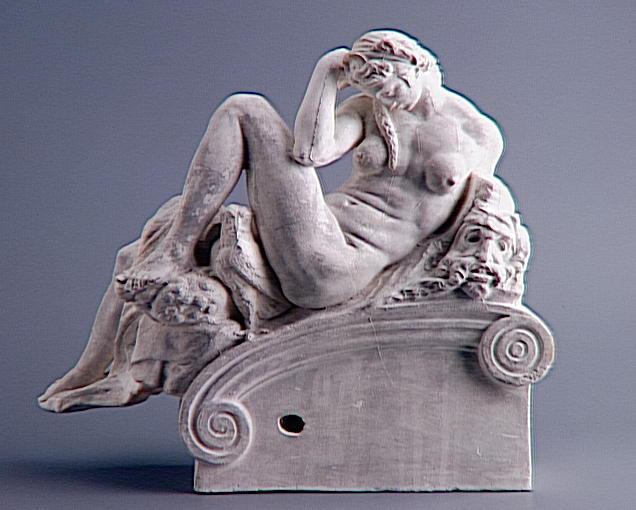 Moulage de la Nuit (monument funéraire de Julien II de Médicis, Florence)_0